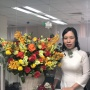 Chị Bùi Thị Trang