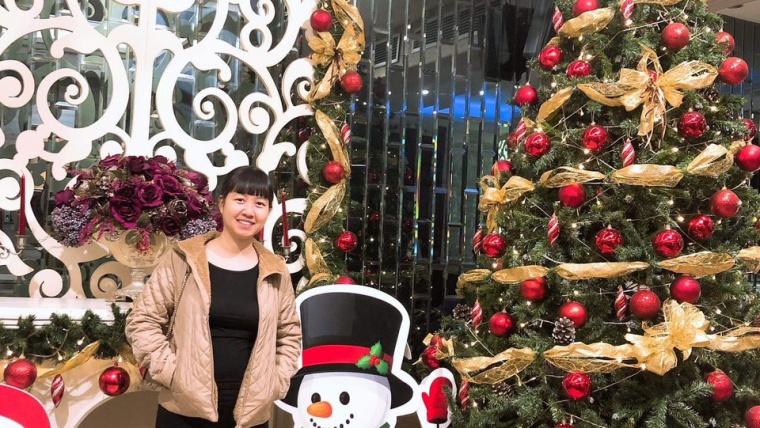 Chị Thu Trang