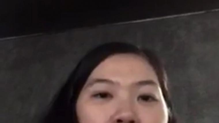 Chị Hồng Nhung